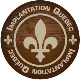 Implantation Quebec